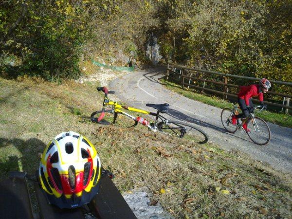 Manfred al Passo San Giovanni